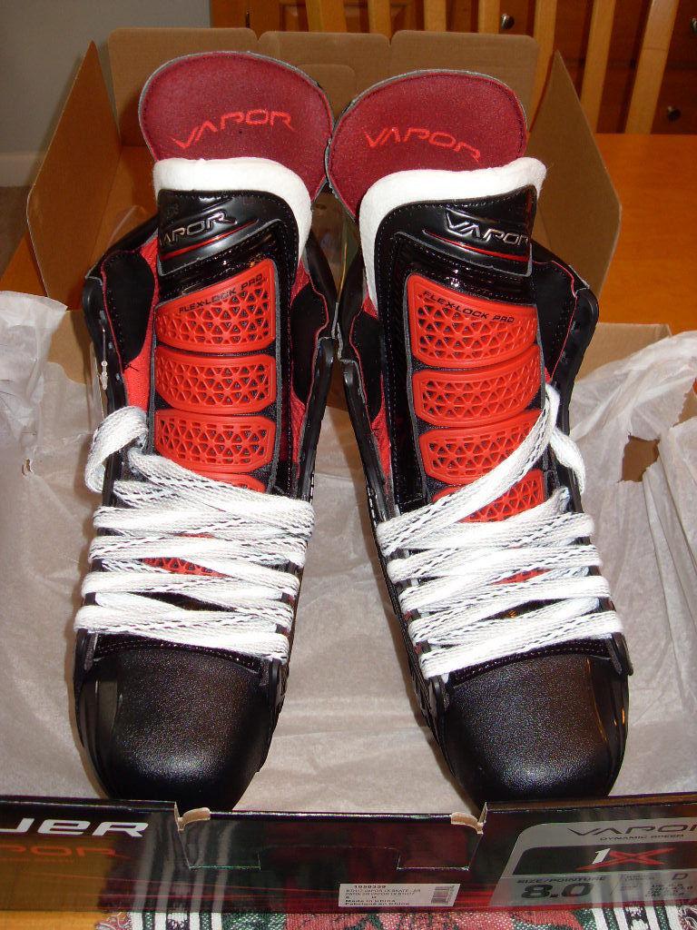 Goalie skates 1x