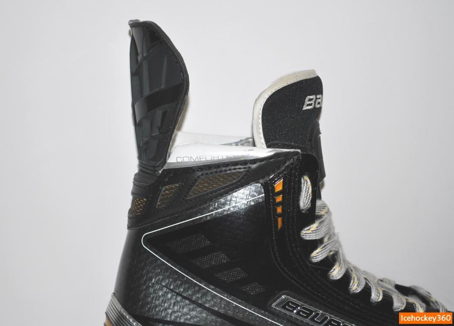 Комфортная накладка на верхней кромке ботинка с внутренней стороны.