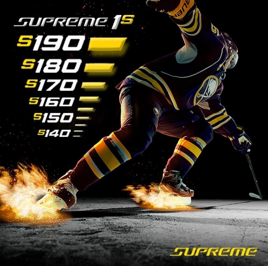Линейка коньков Supreme 2016 года.