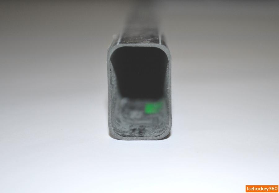 Форма рукоятки клюшек линейки Ribcor.