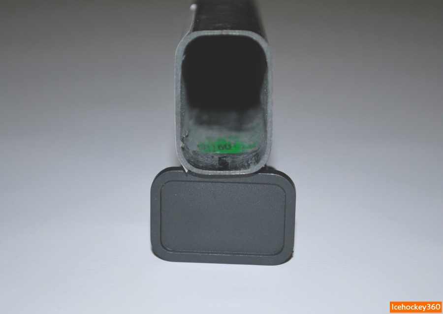 Форма рукоятки клюшки CCM Ultra Tacks.