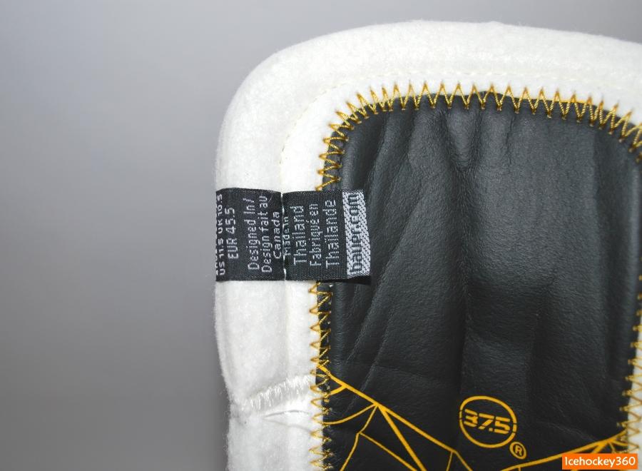 Текстура материал внутренней отделки защитного языка.