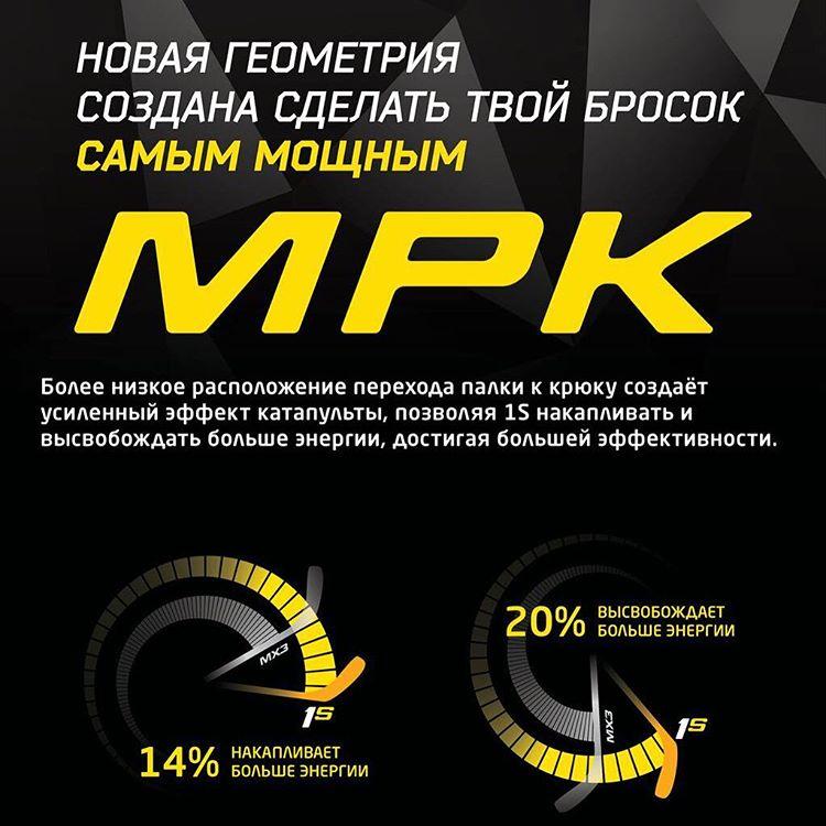 Улучшенные показатели модели 1S относительно MX3.