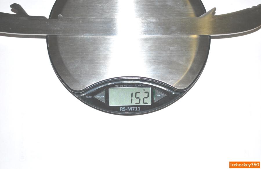 Вес лезвия LS4 в размере 288.