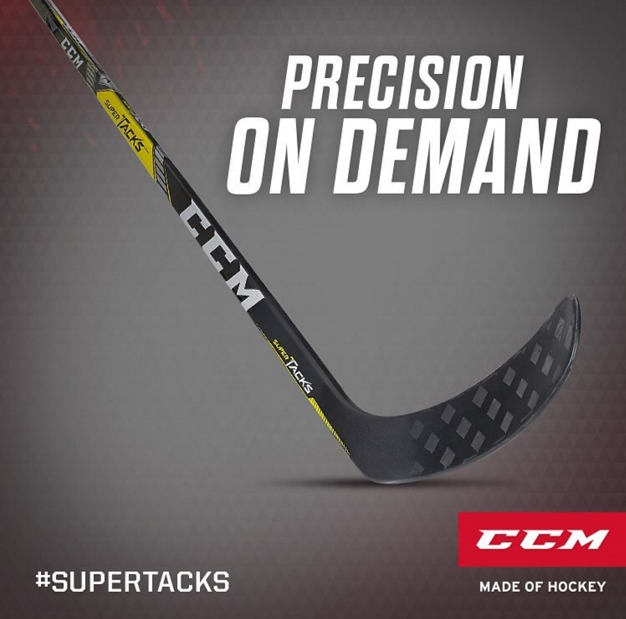 CCM Super Tacks.