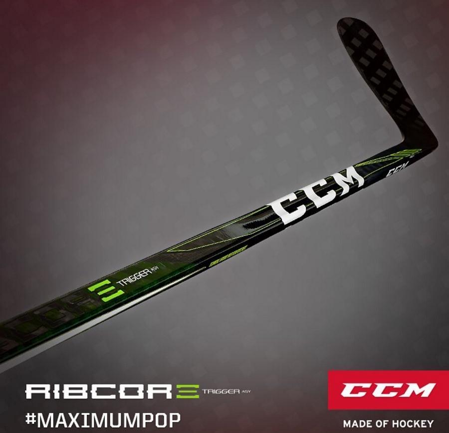 Новый CCM Ribcor Trigger.