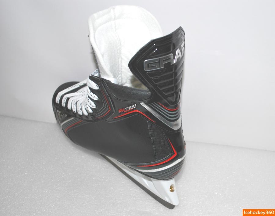 Конструкция задника ботинка.