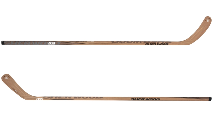 Дизайн клюшки Sher-Wood Rekker EK15 LE.
