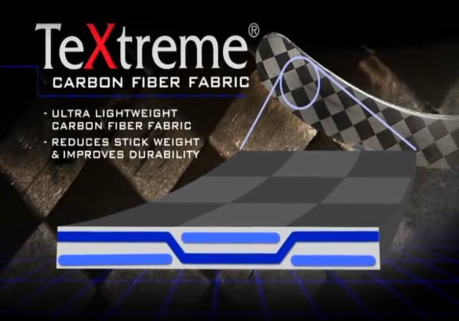 Фирменное плетение TeXtreme.