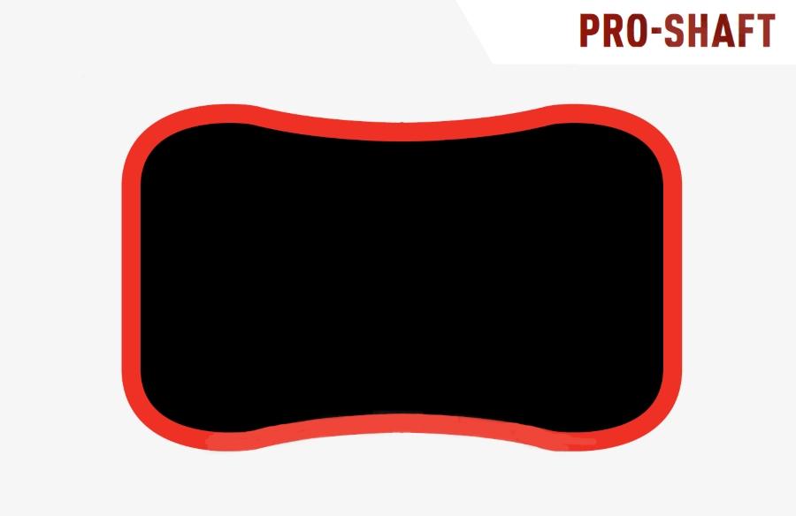 Форма рукоятки Pro-Shaft.