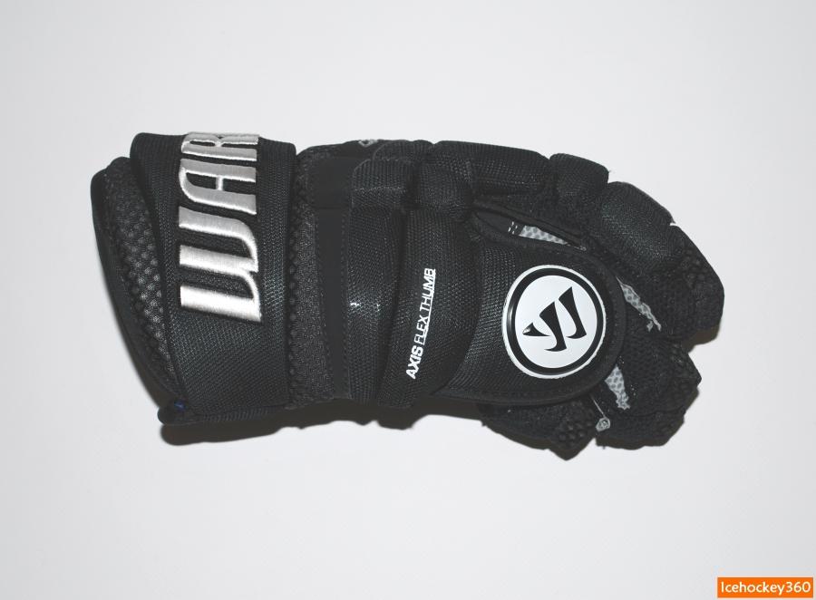 Конструкция большого пальца перчаток Covert QR1.