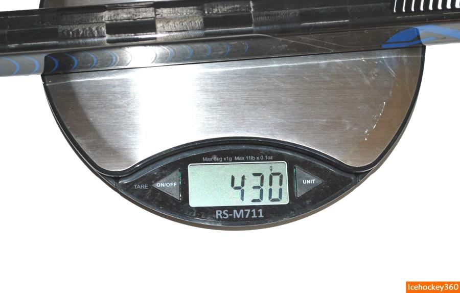 Вес клюшки Bauer Nexus 1N (87 flex, загиб P92 Ovechkin, Griptac).
