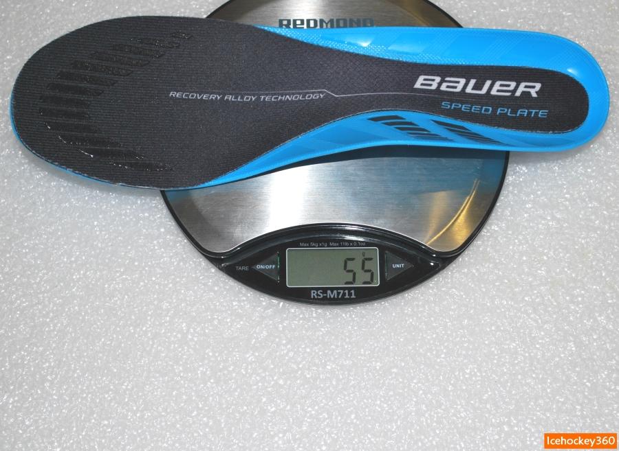 Вес стельки Speed Plate.