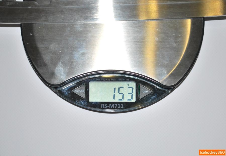 Вес лезвий LS4.