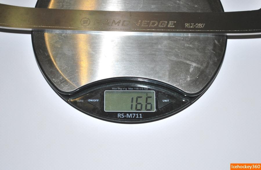 Вес лезвий Ramonedge для стакана SB +4.0 размером 287.